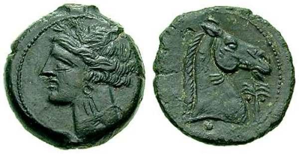Bronze punique 2 (Carthage) SNGCop_174