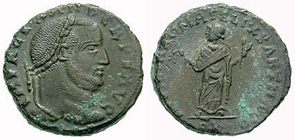 مسكوكات الامبراطور الكسندر  _carthage_RIC_68