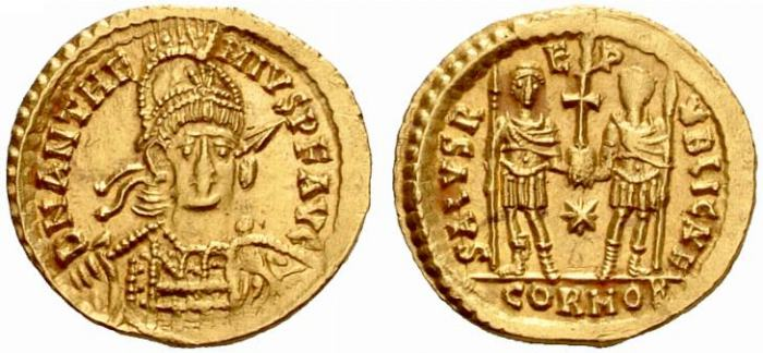 مسكوكات الامبراطور أنثيميس  RIC_2825