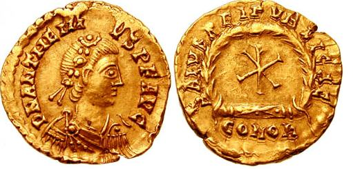 مسكوكات الامبراطور أنثيميس  RIC_2837