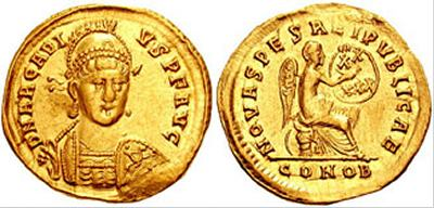 مسكوكات الامبراطور آركاديوس RIC_0022