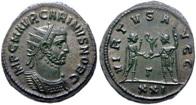Aureliano de Numeriano. RIC_0206_G