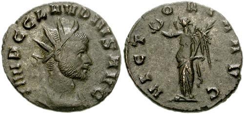 Antoniniano de Claudio II RIC_0104