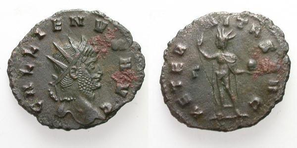 Antoniniano de Galieno RIC 160 RIC_0160