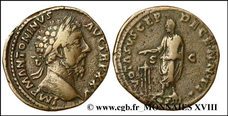 Dupondio de Marco Aurelio RIC_1017