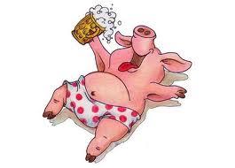 Piaf-Tonnerre au Groenland Drunk-pig