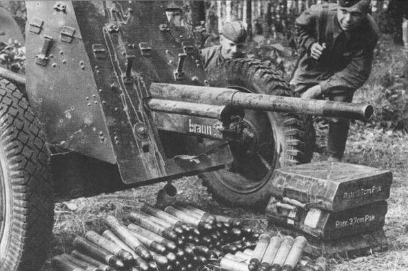 [Dossier Photo] : Le matériel de prise et les conversions ! Pak35-36-1941