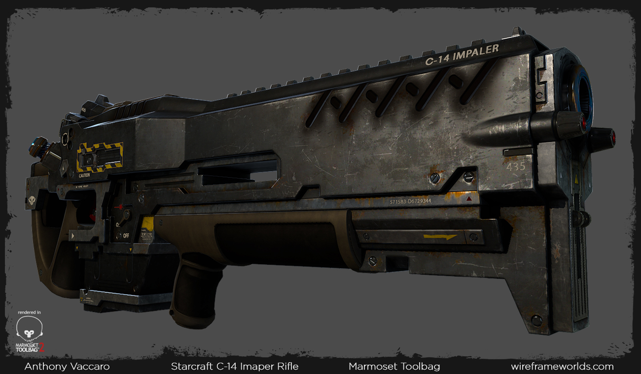 Name a gun from a game that would be cool to see in FNV - Page 13 VaccaroAnthony_starcraft_03