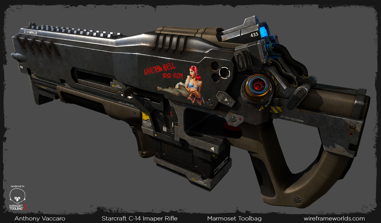 Name a gun from a game that would be cool to see in FNV - Page 12 VaccaroAnthony_starcraft_04