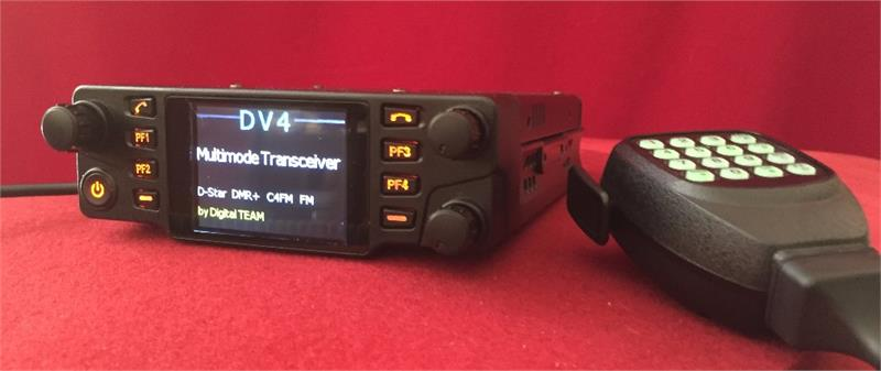 DV4mobile : Emetteur récepteur VHF-UHF FM, D-Star, C4FM, DMR+, dPMR, P25, NXDN, DV4LTE DV4mobilecropped