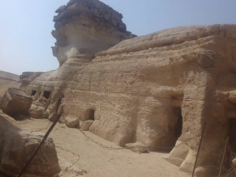Is this the Second Sphinx of Giza in Egypt? 02-Second-Sphinx