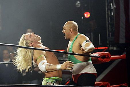 The Wrestler [DvdRip] + [Subtitulos] The-wrestler