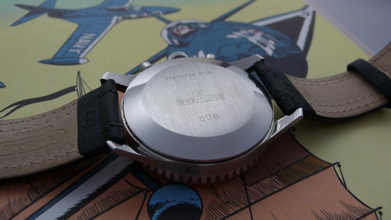 la plus belle réussite de Breitling 3
