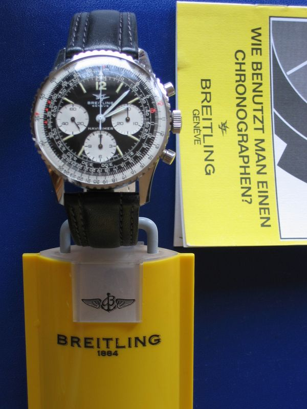 la plus belle réussite de Breitling 2