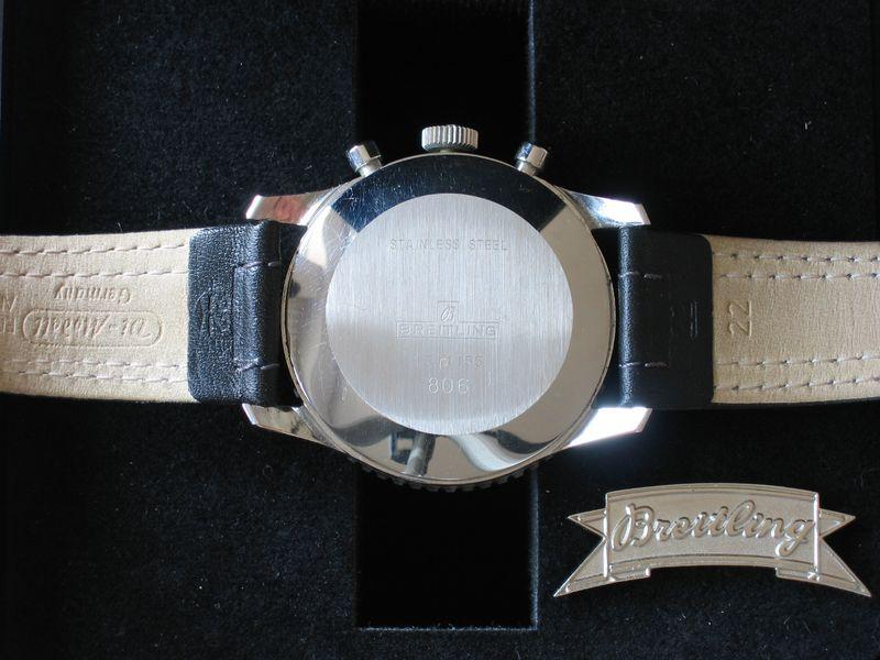 la plus belle réussite de Breitling 4