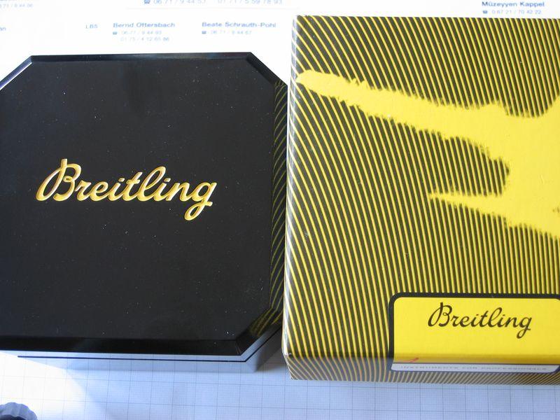 la plus belle réussite de Breitling 6
