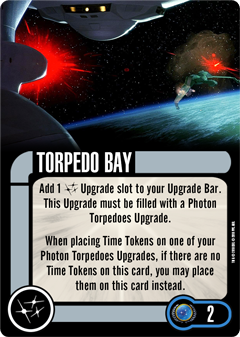 High Yield Photon Torpedoes Weapon-TORPEDO-BAY