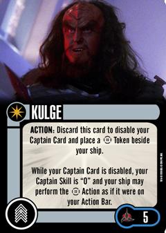 [OP Vorschau] Klingon Civil War - Baiting the Romulans Crew-KULGE