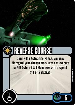 [OP Vorschau] Klingon Civil War - Baiting the Romulans Elite-Talent-REVERSE-COURSE