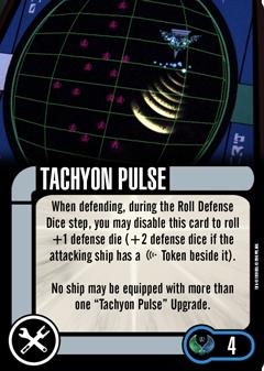 [OP Vorschau] Klingon Civil War - Baiting the Romulans Tech-TACHYON-PULSE