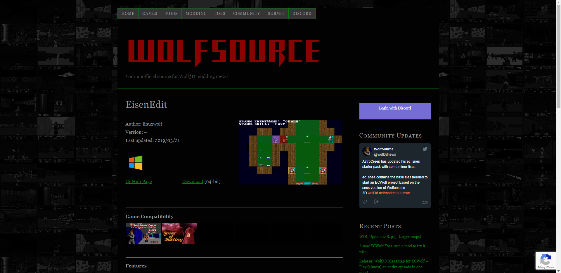 Contest: Design the WolfSource logo Eisenedit