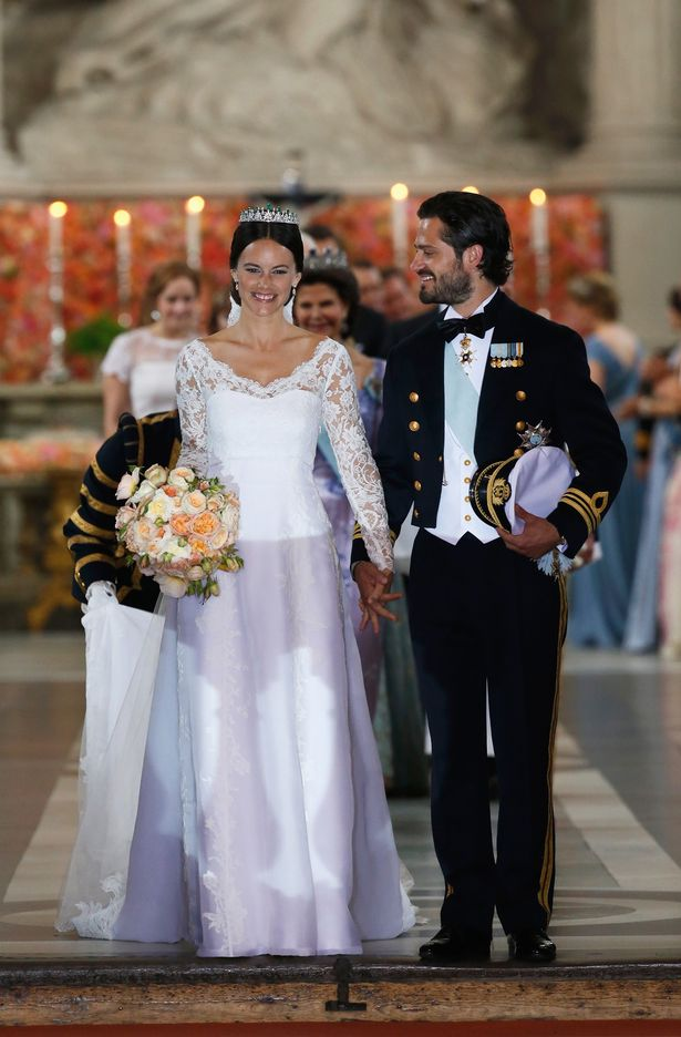 Swedish Royal Family  - Page 5 Swedish-Royal-Wedding