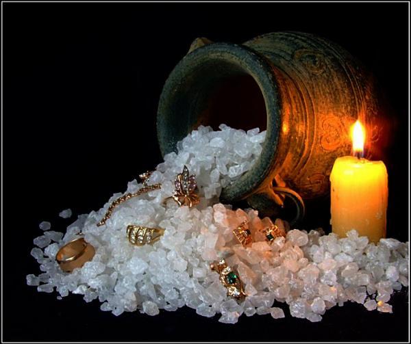 Мастер Класс - Использование соли в магии  21-19
