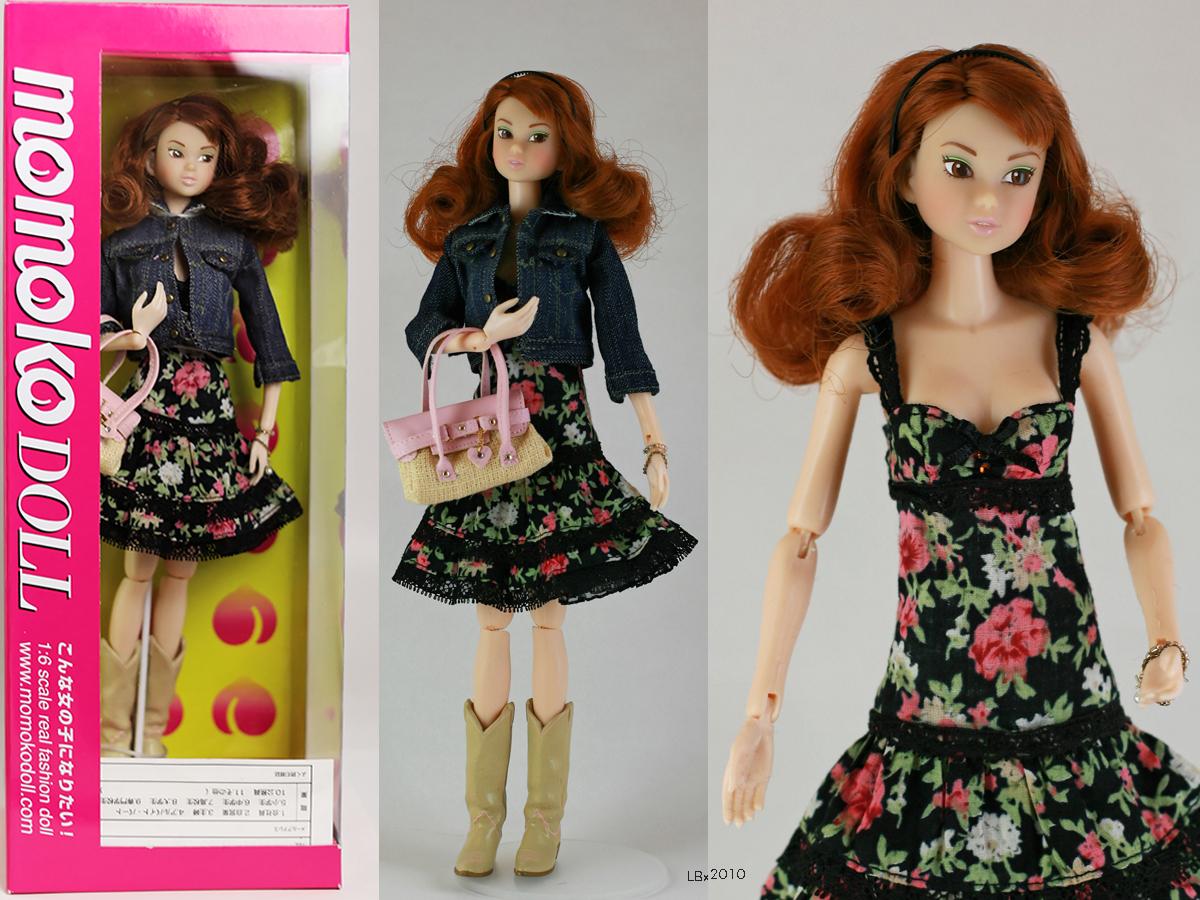 [AV] Tonner, Mattel, MOMOKO, Fashion Royalty SOLDES MomokoDarlingDenimAngel