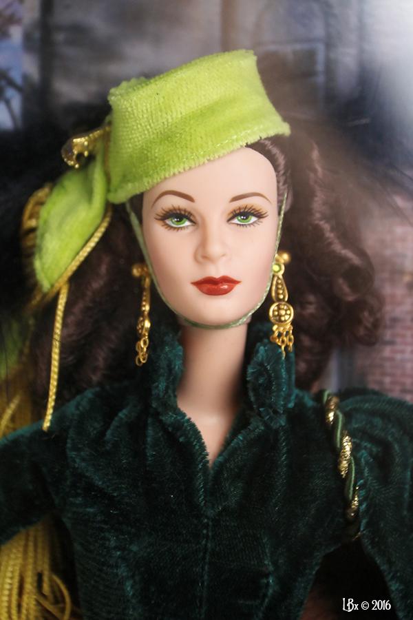 [AV] Tonner, Mattel, MOMOKO, Fashion Royalty SOLDES ScarlettPeachTreeStreetFace
