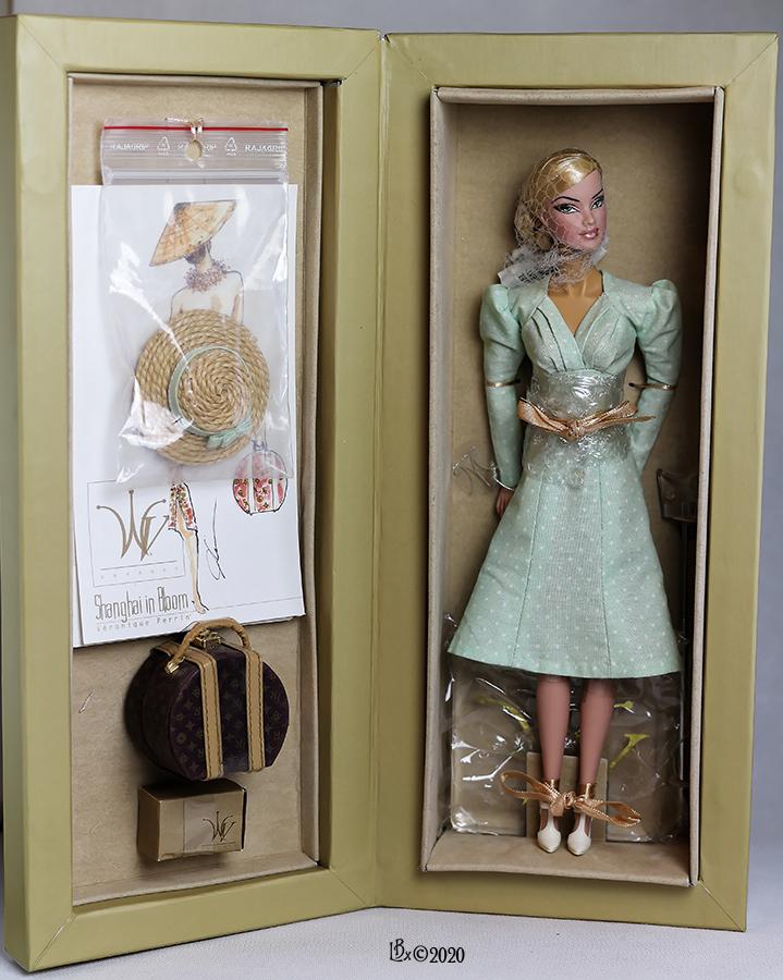 [AV] Tonner, Mattel, MOMOKO, Fashion Royalty SOLDES VeroniqueSIBBox