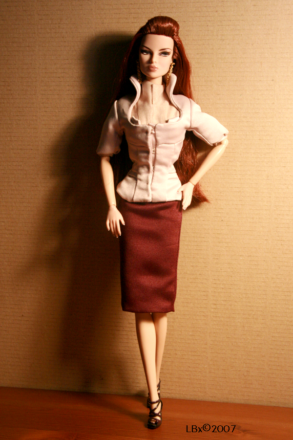 [INTEGRITY TOYS - FASHION ROYALTY] Eugenia Frost PFR_EugeniaFrost_FaceTime