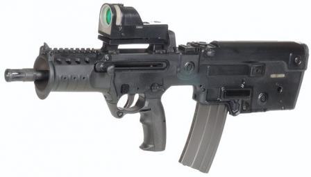 الجيش الإسرائيلي يزود أفراده بمسدس رشاش حديث Tavor_05