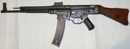 Пистолеты-пулемёты,автоматы Mp44-1