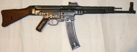 Пистолеты-пулемёты,автоматы Mp44-2