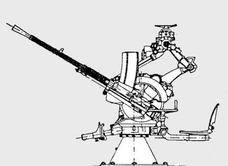 Mitrailleuse hotchkiss mle 30 calibre 13,2 mm Hotchkiss_1930_mag-fed2