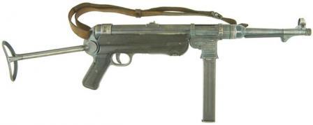 Пистолеты-пулемёты,автоматы Mp40-2