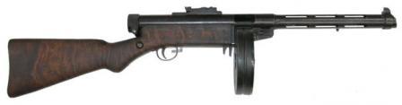 Пистолеты-пулемёты,автоматы Suomi_01