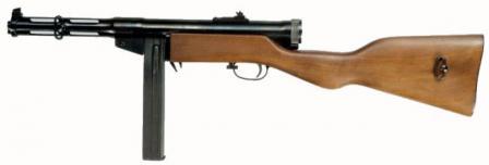 Пистолеты-пулемёты,автоматы Suomi_0hva