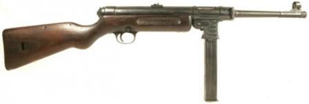 Пистолеты-пулемёты,автоматы Mp41-1
