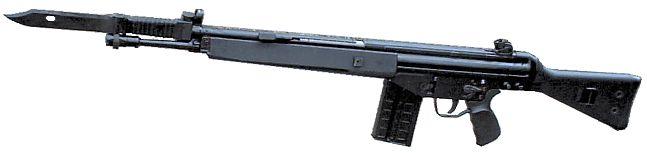 Fusil Automatico HK G3 7,62 x 51 a detalle - Página 2 Hk_g3a3_bayo