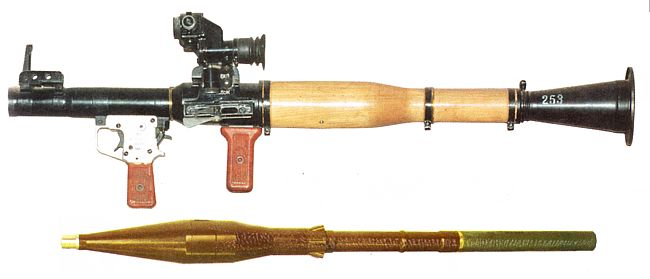 Egyptian Ground Forces - Page 2 Rpg-7