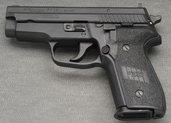 Que Vaut le Pistolet Sig Sauer P229 - 22 LR 1287725872