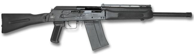 Check out this shotgun... I want one so bad Saiga_12k-1