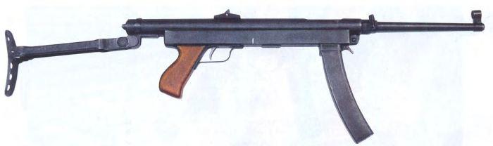 Пистолеты-пулемёты,автоматы 1308317434