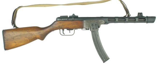 PPSH 41 - El arma que gano la Gran Guerra Patria Ppsh41-2