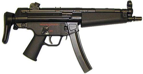 carabine 9mm Hk_mp5n