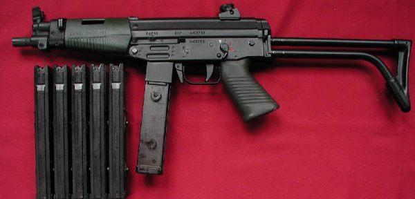 carabine 9mm Famae