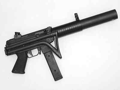 carabine 9mm Famae1