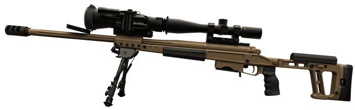 سلاح قناص بغداد .... سلاح دراغونوف الروسي... تبوك العراقي .....  1322766652