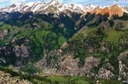 Mountains Block-mountains